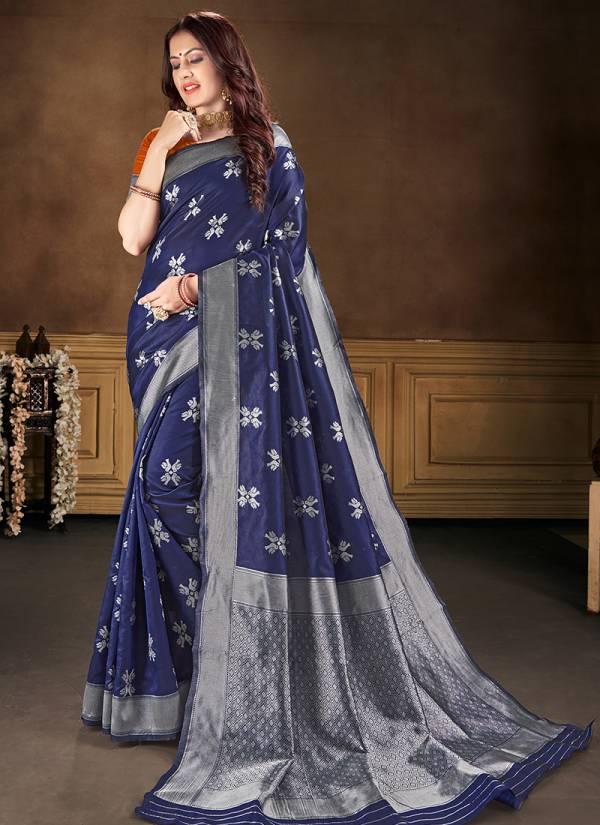Vellora Vol 20 Kesari Exports Series 3001KE-3004KE Kavya Banarasi Silk Festival Wear Diwali Special Sarees Collection