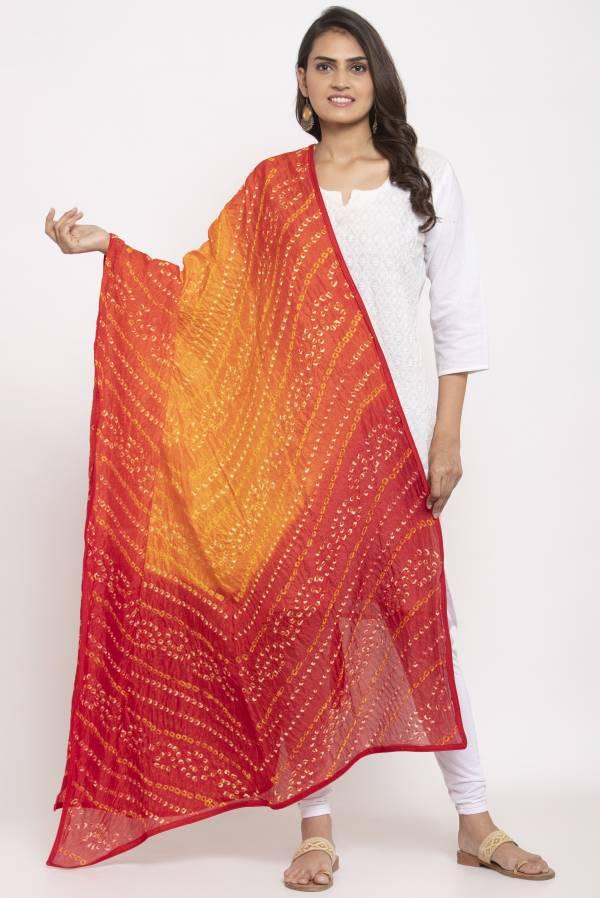 Kesari Exports Series PFB-36 - PFB-41 Fancy Designer Exclusive Party Wear Dupatta Collection