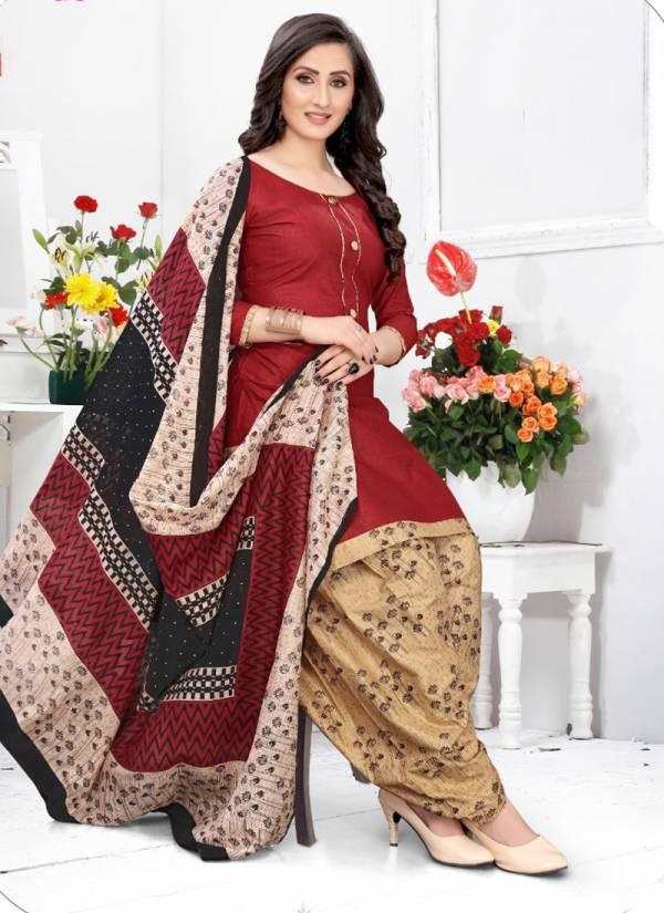 Deepkala Prints Royal Patiyala Vol 5 Pure Cotton New Designer Readymade Patiyala Suits Collection