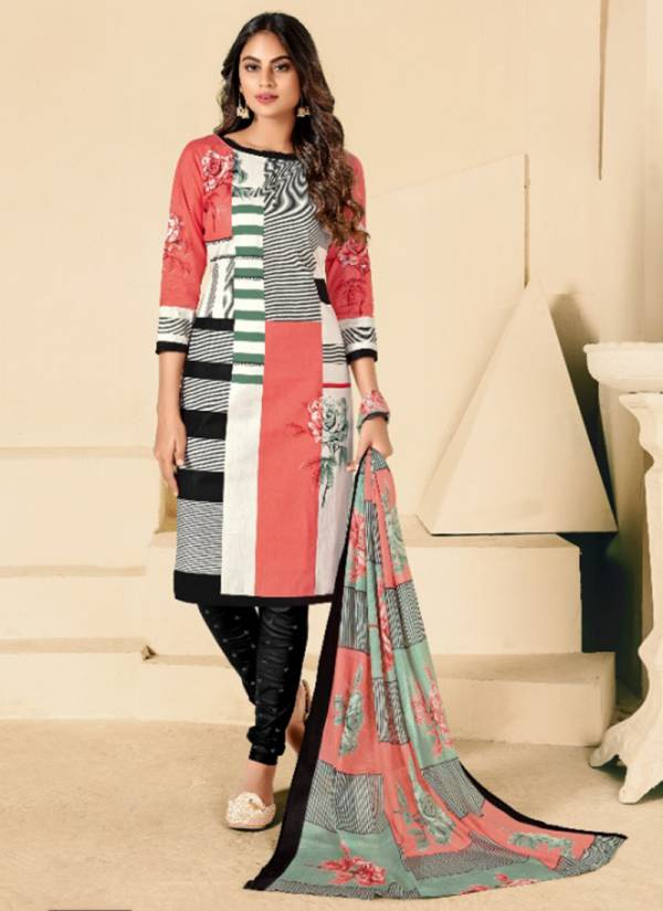 Megha Textile Moonlight Vol 5 Cotton Latest Designer Fancy Digital Printed Readymade Salwar Suits Collection