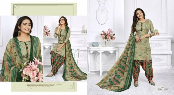 Shree Gurukrupa Dresses Akshar Butter Crape Designer Patiyala Suit Collection