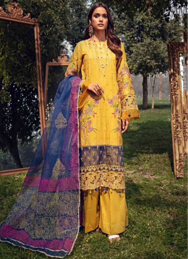 Noor Fashion Motifz Pure Cotton With Self Embroidery Work Fancy Wedding Wear Designer Pakistani Suits Collection