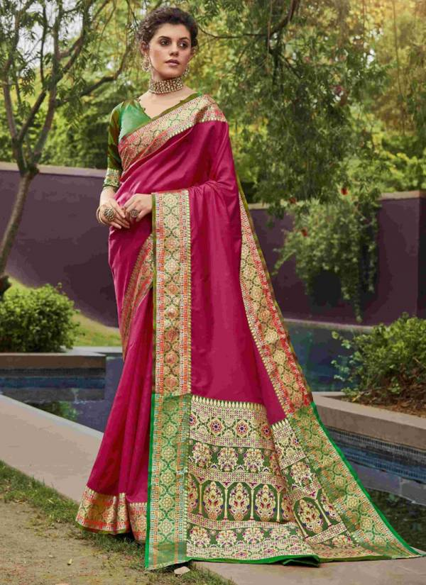 Shakunt Tanisha Art Silk Embroidery Work With Rich Pallu Regular Wear Designer Sarees Collection
