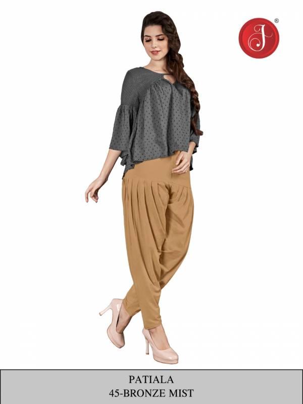 Jelite Hosiery Fancy Regular Wear Designer Patiyala Collection