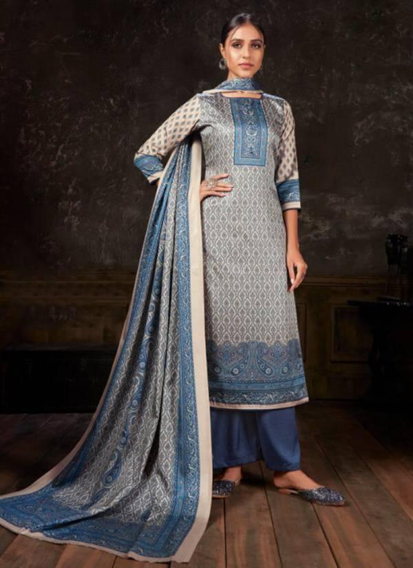 Bipson Noor Series 1049-1052 New Designer Exclusive Tussar Silk Digital Print Stylish Look Salwar Suits Collection