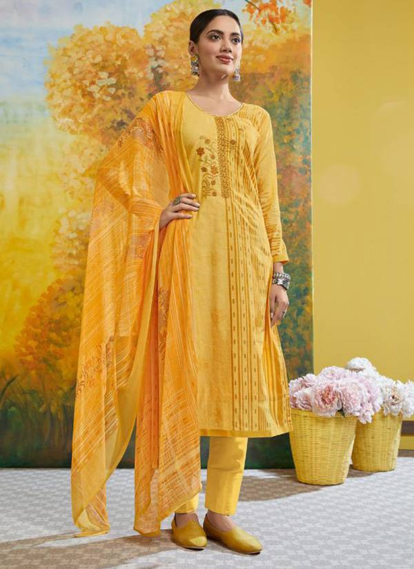 Shadhana Fashion Sadhana Vol 32 Series 9621-9630 Pure Cotton With Fancy Work New Designer Casual Wear Salwar Suits Collection