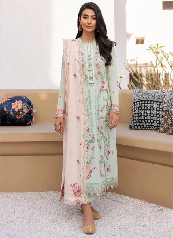 Deepsy Zaha Festive Pure Cotton Traditional Wear Pakistani Suits Collection