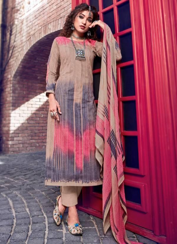 Sadhana Fashion Platinum Series 9611-9620 Pure Cotton Digital Print Casual Wear Designer Suits Collection