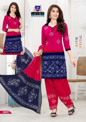 Arihant Cotton Lassa Batik Vol 6 Pure Cotton Fancy Salwar Suit Collection