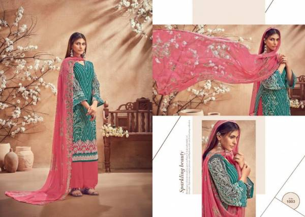 Libaas Deewani Vol 6 Pure Cotton Cambric Havey Digital Printed Salwar Suit Collection