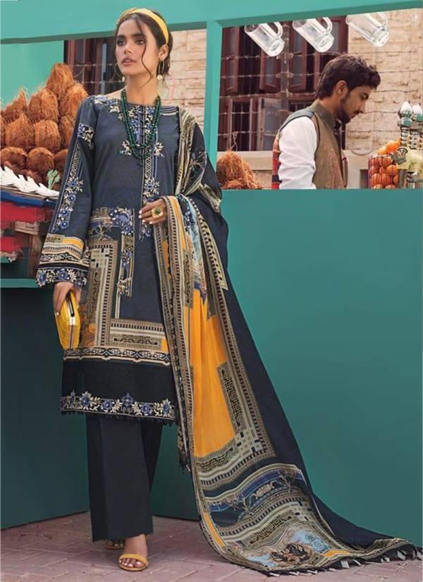 Fair Lady Ayesha Zara Digital Printed Lawn Cotton Pakistani Suits Collection