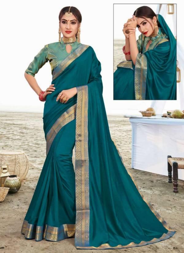 Right Women Designer Konka Silk Vichitra Fancy Daily Wear Designer Sarees Collection