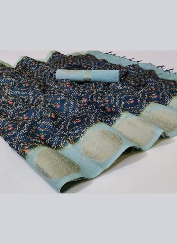 Nakshatra Fashion Studio Vol 4 Cotton Silk With Zari Weaving With Reach Pallu Non Catalogues Sarees Collection