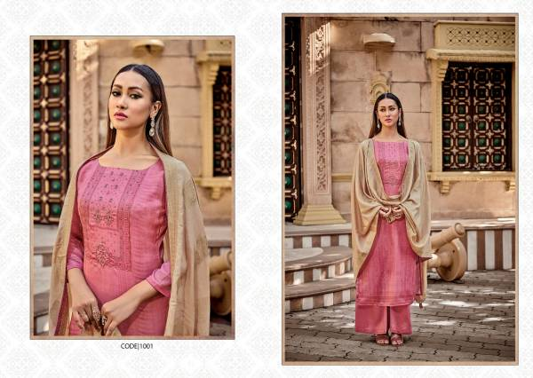 Viona Dilara Pure Modal Wedding Wear Straight Suits Collection