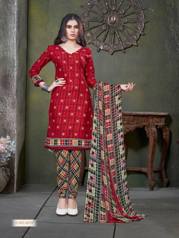 Poornima Textile Pakhi Micro Designer Suits Collection