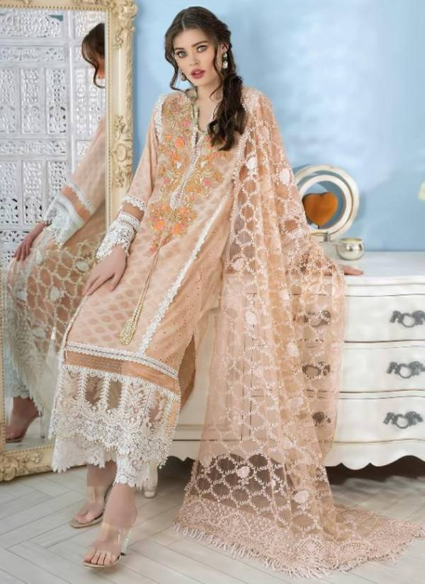 Shree Fab Sobia Nazir Vol 2 Pure Lawn With Exclusive Embroidery Pakistani Suits Collection