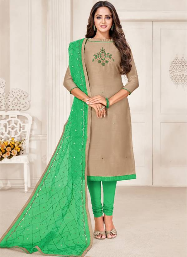 Kapil Tex Network Modal with Hand Work Festival Wear Salwar Suits Collection