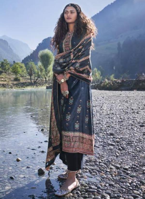 Deepsy Olivia 2 Series 1001-1006 Velvet Digital Print Exclusive Salwar Suits Collection