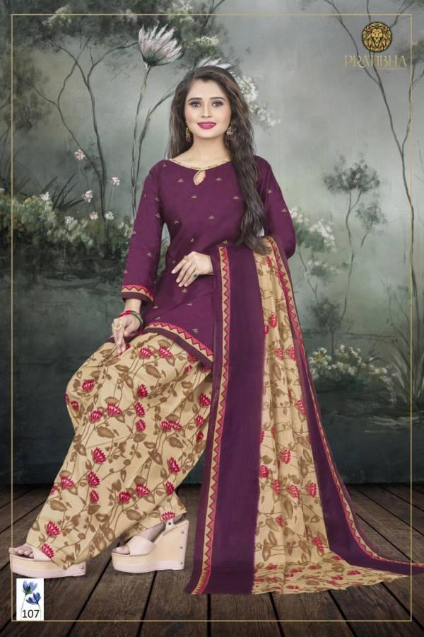 Pratibha Textile Patiyala Vol 1 Pure Cotton Daily Wear New Look Patiyala Suits Collection