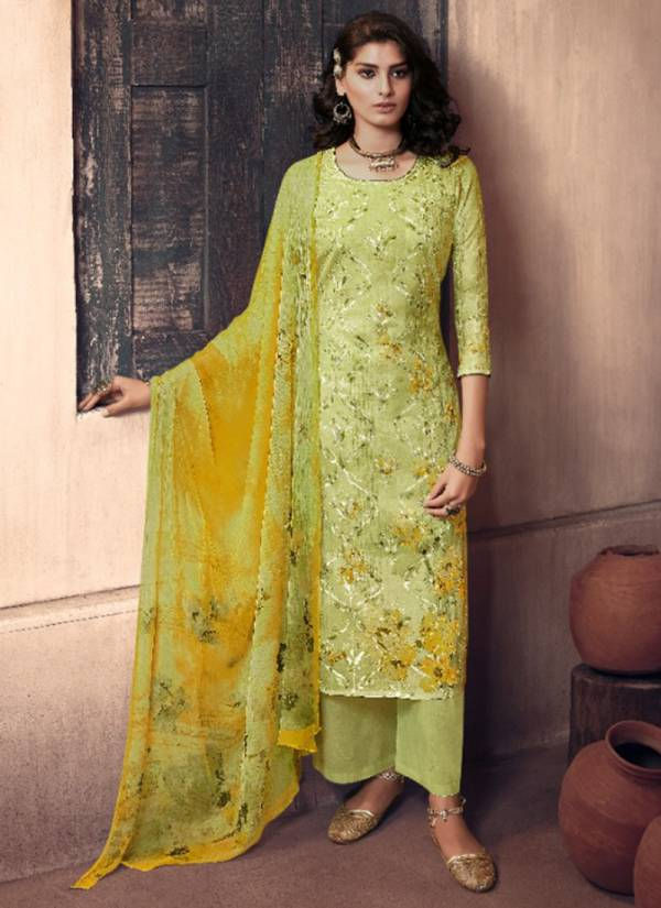 Om Tex Bloom Series 1241-1246 Bliss Cotton Daily Wear Salwar Suits Collection