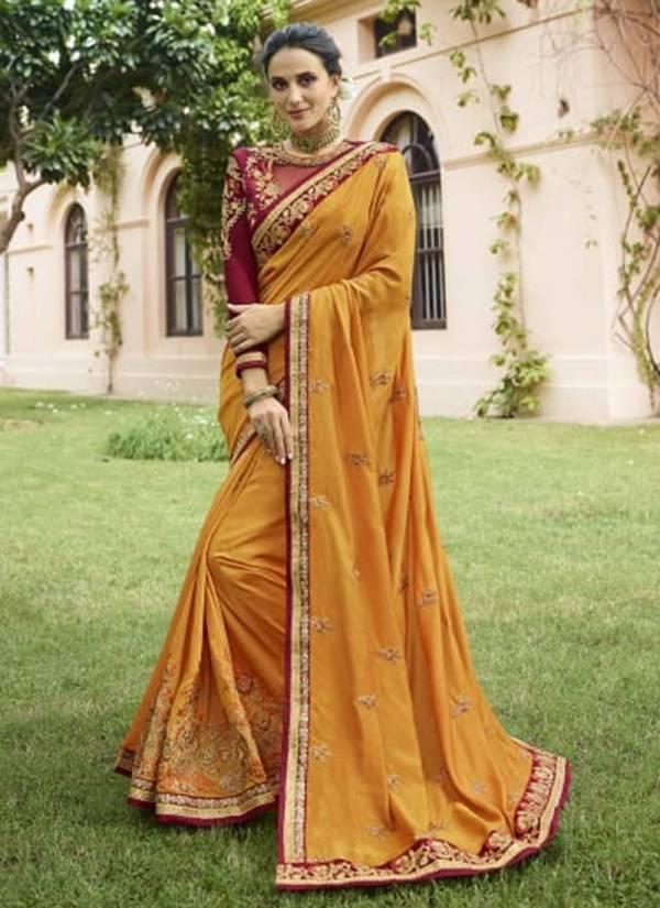 Ardhangini Shrushty Vol 1 Series 4111-4118 Fancy Silk Sequence Zari And Resham Work  Designer Party & Festival Wear Season Sarees Collection