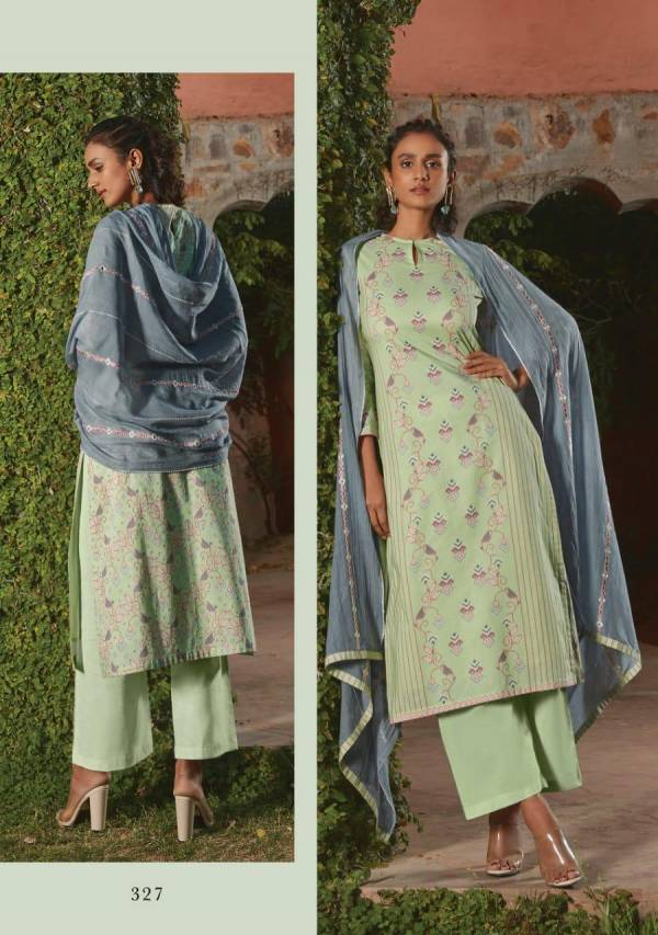 Itrana Raas Cambric Digital Print Traditional Look Reguler Wear Designer Suit Collection