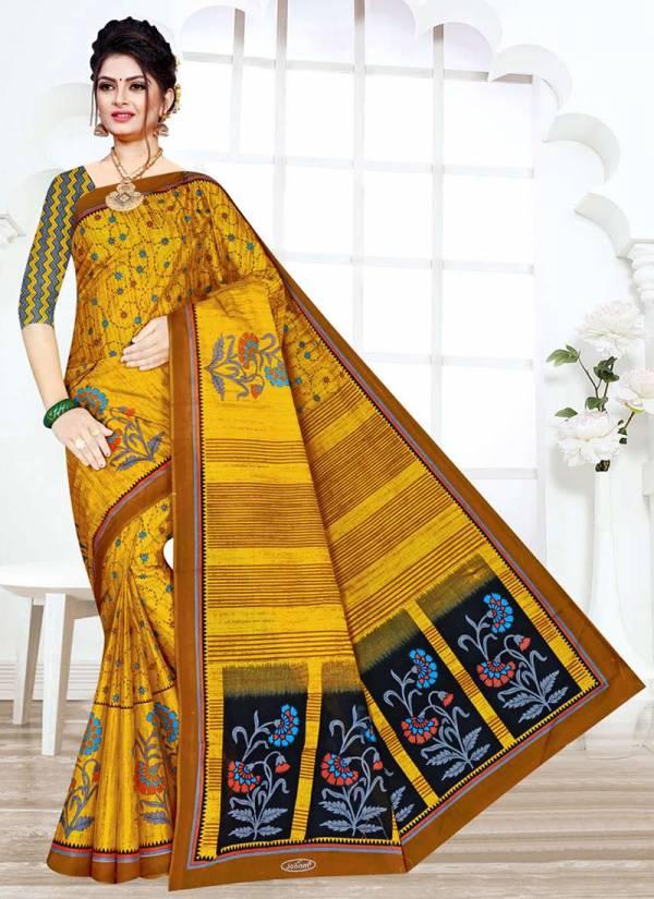 Jonam Kulvadhu Vol 37 Latest Designer Pure Cotton Printed Festival Wear Sarees Collection