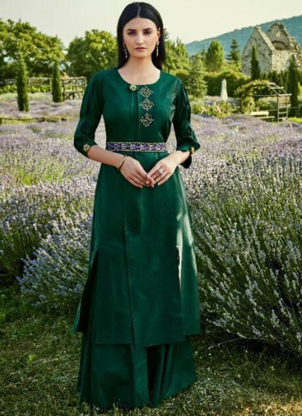 Arihant NX Fiza Series 6001-6007 Latest New Fancy Silk Cotton Slub Party Wear Gown Collection