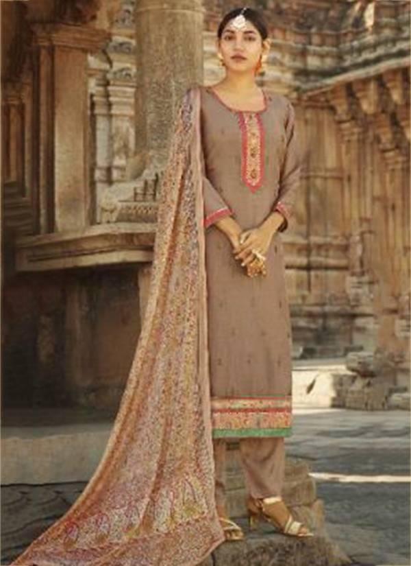 Four Dots Avsar Vol 2 Series 141-144 Pure Viscose Upada Silk Digital Print With Swarovski Diamond Work Salwar Suits Collection