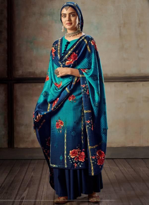 Levisha Femina Vol 8 Series 6513-6520 Pashmina Digital Printed Daily Wear New Look Suits Collection