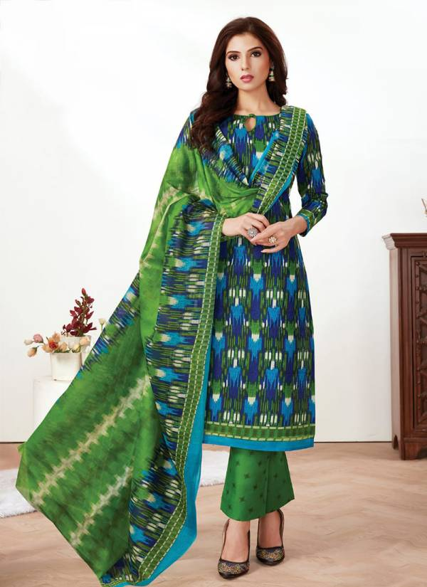 Devi Poppins Vol 23 Exclusive New Design Pure Cotton Readymade Eid Special Salwar Suits Collection
