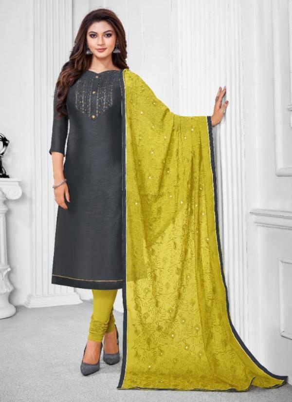 Shagun Destiny Vol 2 Series 2001-2012 Modal Silk With Fancy Pattern New Designer Casual Wear Churidar Suits Collection