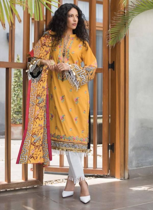 Iris Vol 10 Cotton Fancy Digital Printed Work Regular Wear Designer Salwar Suits Collection