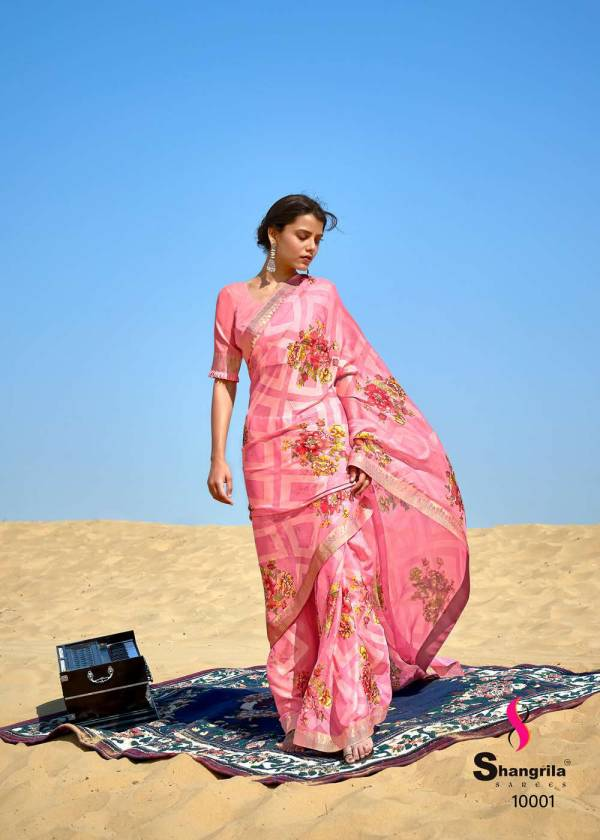 Shangrila Designer Annora Brasso vol 2 Designer Sarees Collection