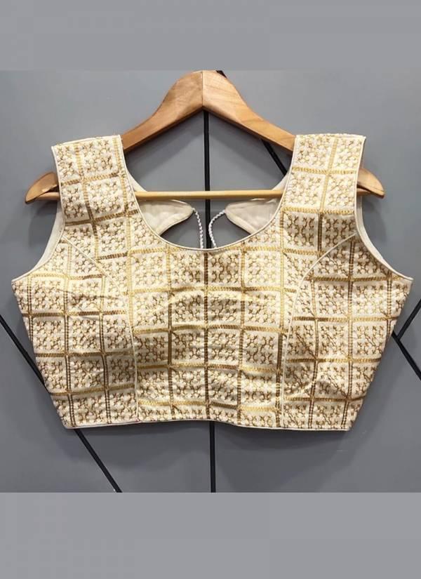 Ruhi Fashion Stitched  Catonic Phantom Blouse Collection