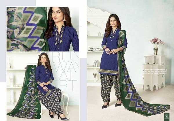 Shree Gurukrupa Dresses Bibo Style Butter Crape Daily Wear Designer Patiyala Suit Collection