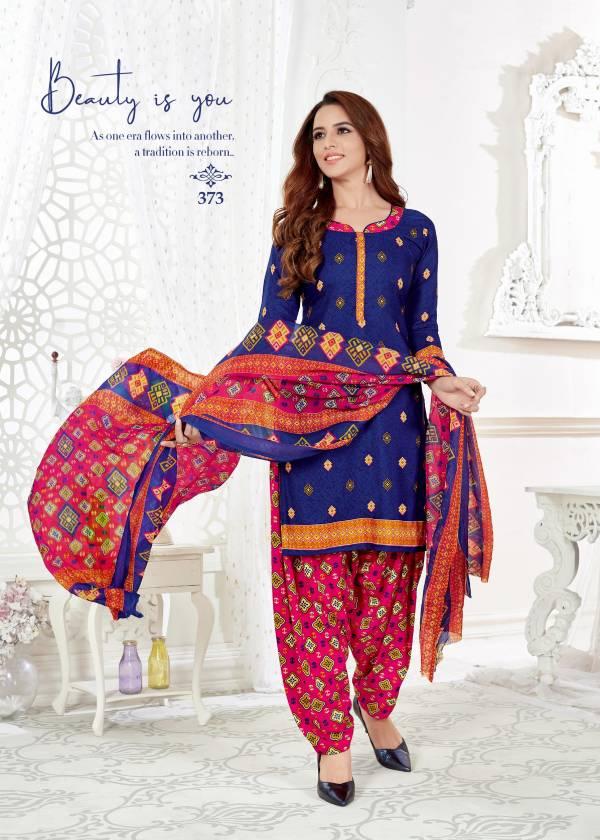 Shree Gurukrupa Dresses Arrow Patiyala Butter Crape Reguler Patiyala Suit Collection
