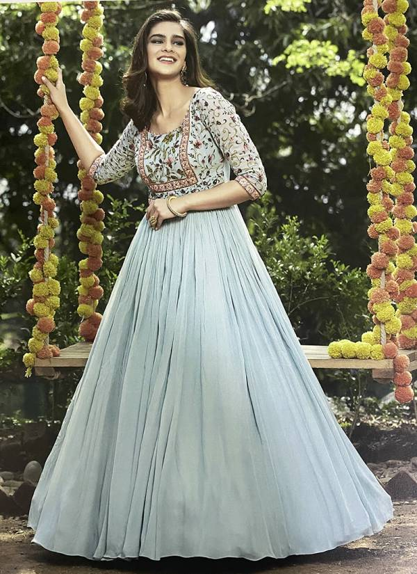 Ashish Series 1A-9A Fancy Fabric With Fancy Hand Work New Designer Party Wear Readymade Salwar Suits Collection