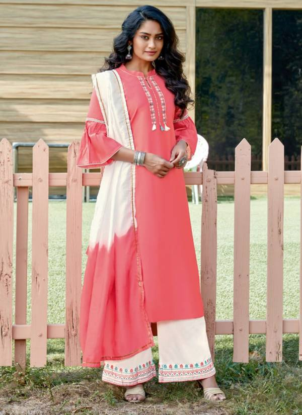 Mittoo Manohari Vol 2 Series 4050-4055 Banarasi Viscose With Stylish Work Latest Designer Casual Wear Readymade Salwar Suits Collection