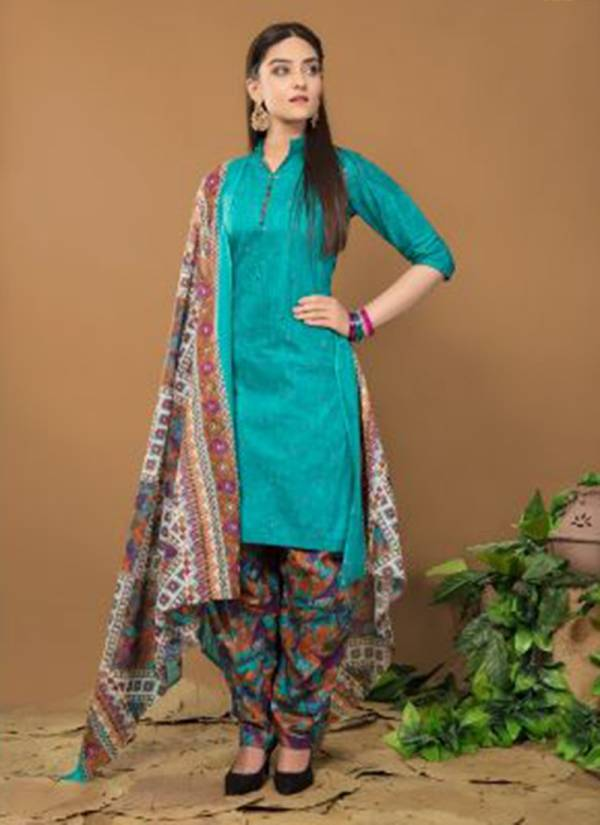 Kushals Naayra Vol 2 Series 01-10 Cotton Printed New Fancy Beautiful Regular Wear Readymade Salwar Suits Collection