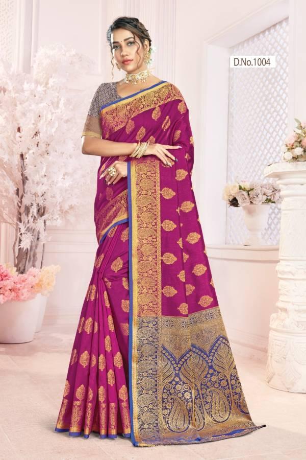 Sangam Kalyanam Silk Fancy Traditional Sarees Collection