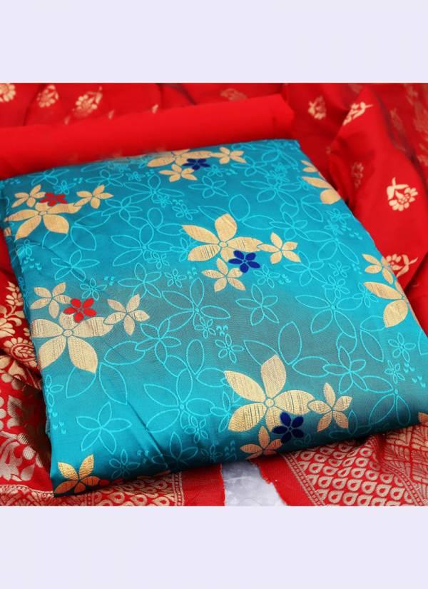 Rahul NX Series 13-16 Banarasi Silk Zari Work Traditional Wear New Designer Salwar Suits Collection
