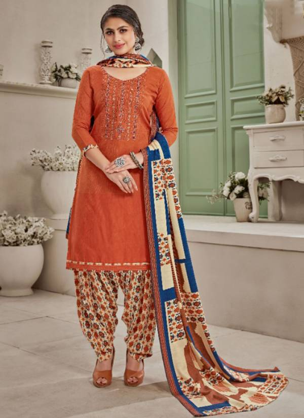 Alok Suit Shan-E-Punjab Series 530-001 - 530-010 Winter Season Pashmina Jacquard With Exclusive Embroidery Work Suits Collection