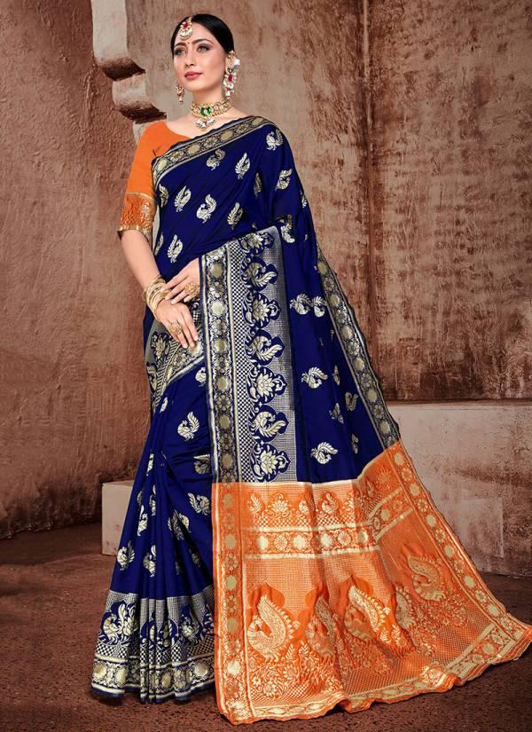 Vellora Vol 15 Kesari Excport Series 2501-2506  Banarasi Silk Present Heavy Patola Traditional Wear Sarees Collection