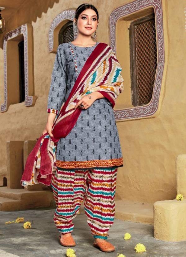 Sweety Fashion Shringar Series 1001-1012 Soft Cotton Designer Casual Wear Readymade Patiyala Suits Collection