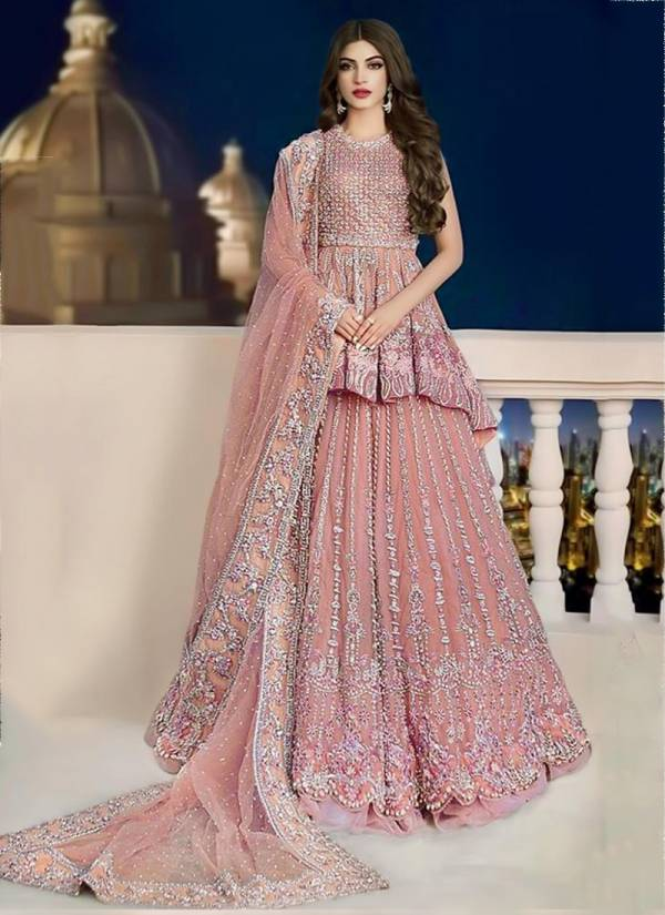 Shree Fab Series S-229 Butterfly Net With Heavy Work Latest Designer Eid Special Pakistani Suits Collection