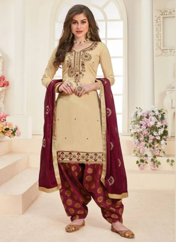 Utsav Suits Mahek Vol 13 Series 2001-2006 Jaam Cotton With Stylish Embroidery Work Suits Collection