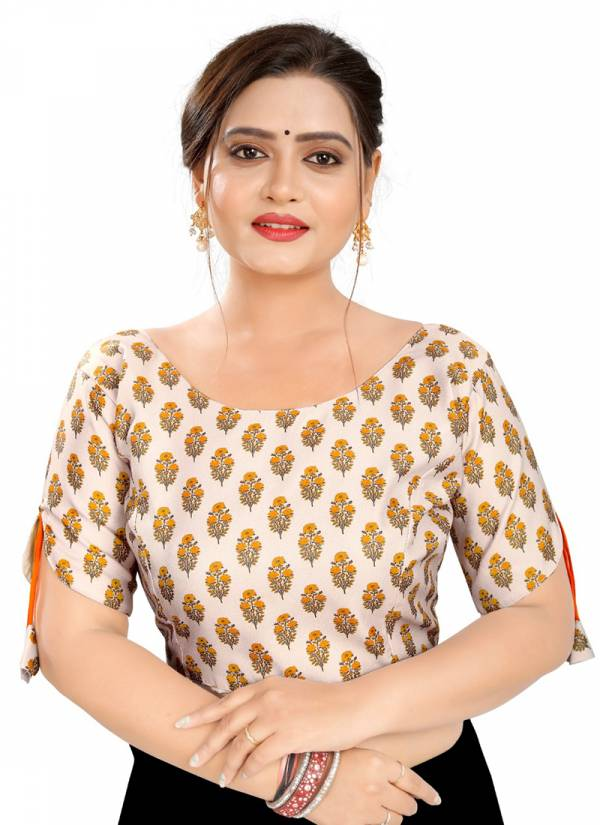 Ruhi Fashion Ready Made Heavy Satin Blouse Collection