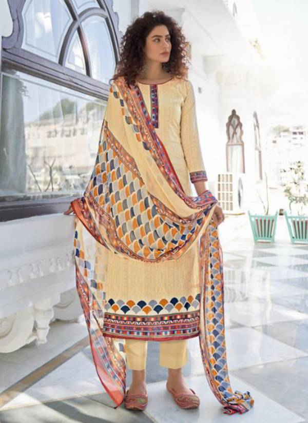 Tanishka Fashion Bandhani Series 1001-1008 Pure Lawn Cambric Cotton Printed Work Traditional Wear Designer Salwar Suit Collections