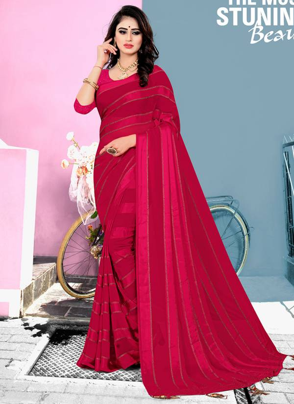 Nari Fashion Nakashi Series 2741-2746 Rainbow And Georgette Heavy Swarovski Work Latest Designer Party Wear Sarees Collection